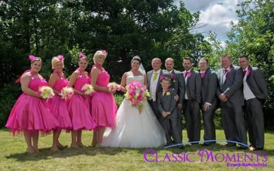 Classic Moments Wedding & Event specialist 2