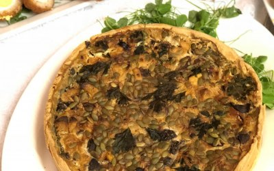 Glorious quiches