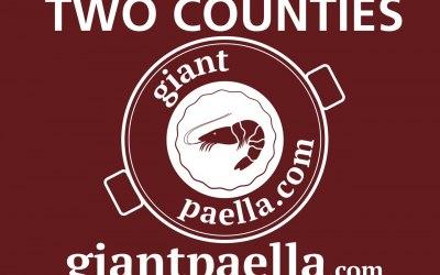 logo and website giantpaella.com