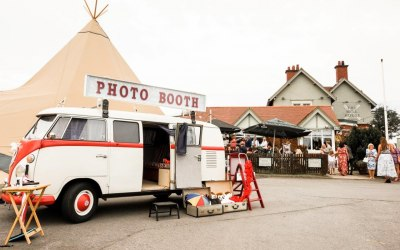 Camper Van Photo Booth