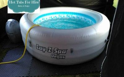 Inflatable Range:  Vegas