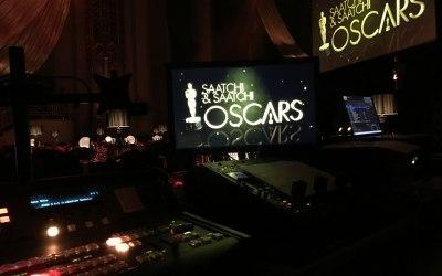 Live Event Awards Evening | www.arrayav.com