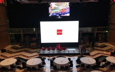 Corporate Event London | ARRAY Audio Visual