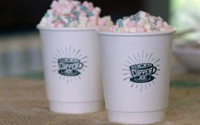 Unicorn Hot Chocolates!
