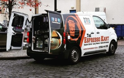 The Espresso Kart