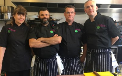Team Picture of our Chefs