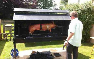 The Charcoal Pig 2
