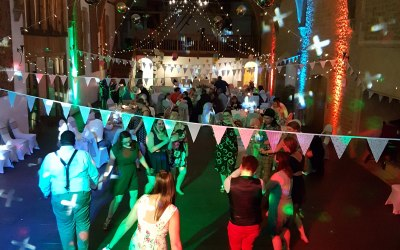 Amazing Wedding disco