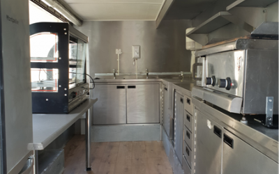 Sparkling Clean Mobile Canteens