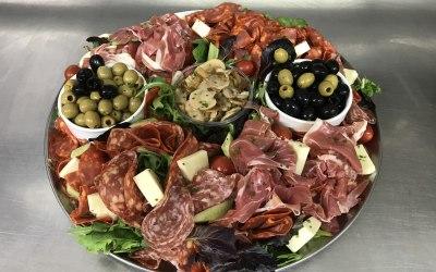 Cured Meats Platter