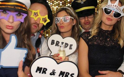 Happy Events Photo Booth 2