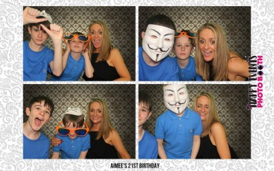 Happy Events Photo Booth 3