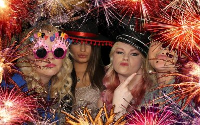 Happy Events Photo Booth 4