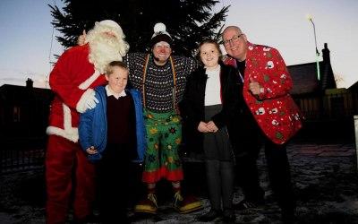 Cobblers & Santa