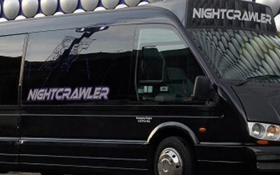 Birmingham Party Bus Limo 1