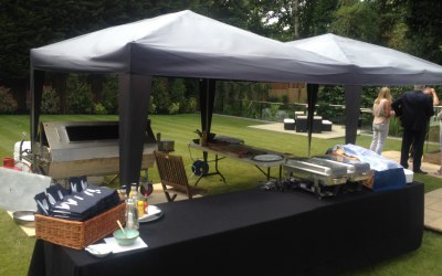 Corporate Hog Roast