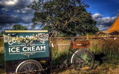 Plum Honeychurch & Her Ice Cream Tricycle 6