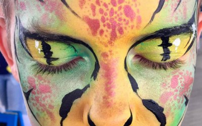 Ashley Archer Face and Body Art 9