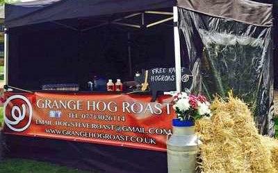 Grange Hogroast 8