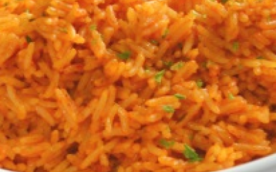 Rice - savory rice Jollof