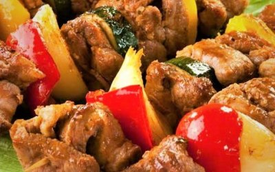 Kebabs - Selection of meats