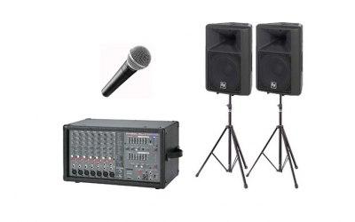 2 Speaker Package