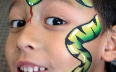 Art Fun Face Painting 1