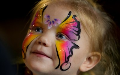 Art Fun Face Painting 5