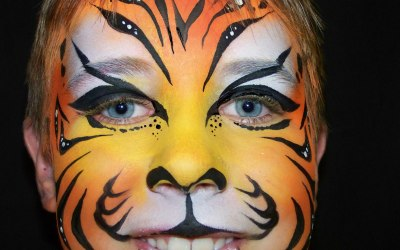 Art Fun Face Painting 6