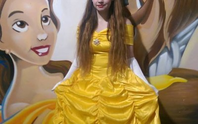 Princess Belle at your party