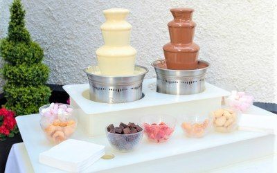 Chocolate Fountain Packages By Fruity Bouquets