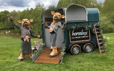 Horsebox Ice Cream Company 9