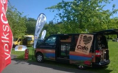Volkscafe Coffee Van 9