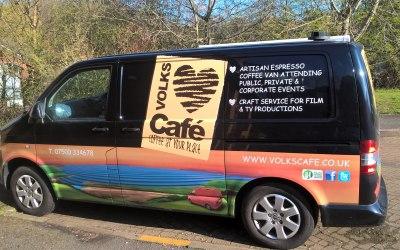 Volkscafe Coffee Van 7