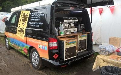 Volkscafe Coffee Van 8