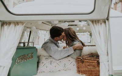 McTrigg Campers - VW Splitscreen Wedding & Event Hire 3