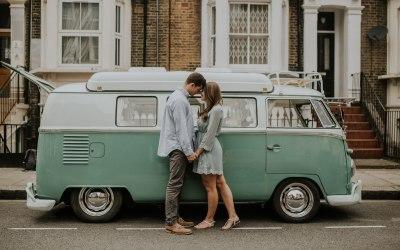 McTrigg Campers - VW Splitscreen Wedding & Event Hire 4