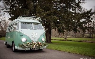 McTrigg Campers - VW Splitscreen Wedding & Event Hire 1