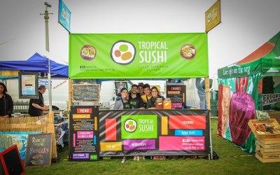 Tropical Sushi 6