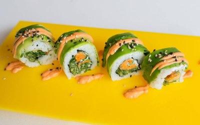 Tropical Sushi 4