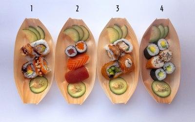 Tropical Sushi 2