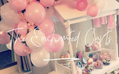 The Enchanted Candy Cart  4