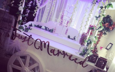 The Enchanted Candy Cart  5