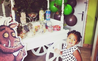 The Enchanted Candy Cart  6