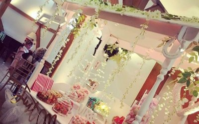 The Enchanted Candy Cart  8