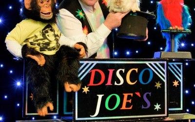 Disco Joe's Magic Show  2