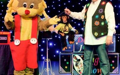 Disco Joe's Magic Show  3