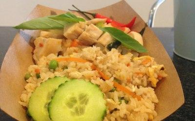 Kapow on Fried Rice