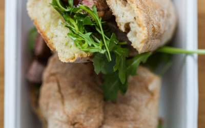 Steak & Rocket Ciabatta