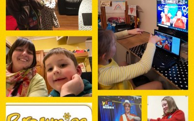 Virtual Party For The Brownies
